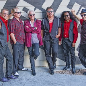 Lil Elmo and The Cosmos - Classic Rock Band in Los Angeles, California
