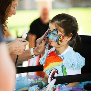 Lil Peeps  - Face Painter / Outdoor Party Entertainment in Epping, New Hampshire