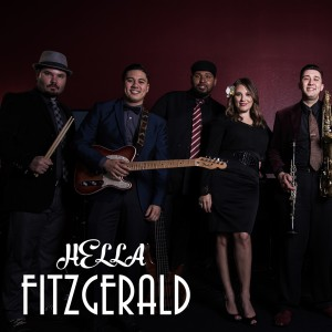 Hella Fitzgerald - Jazz Band / R&B Vocalist in San Francisco, California