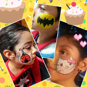Lilia Estrada - Face Painter in Dallas, Texas