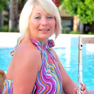 Lilla Szucs - Flute Player in Los Angeles, California