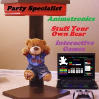 LilyBeanProductions, LLC - Children's Party Entertainment / Puppet Show in Orlando, Florida