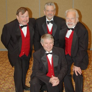 Limited Edition Quartet - Barbershop Quartet in Rochester, Michigan
