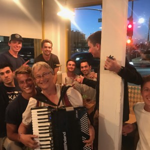Linda Herman - Polka Band in Seal Beach, California
