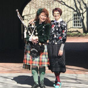 Linda Walker Bagpiper - Bagpiper / Celtic Music in Syracuse, New York