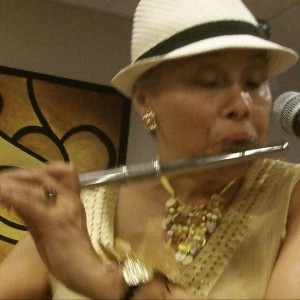 Linda Witsell, Jazz Flutist - Jazz Band / Wedding Musicians in Jacksonville, Florida