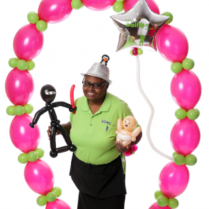 Linda's Balloon Twisting & Decor - Balloon Decor in Charlotte, North Carolina