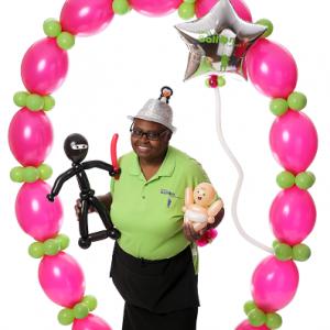 Linda's Balloon Twisting & Decor - Balloon Decor in Charlotte, North Carolina