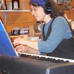 Lindianne at the Piano - Pianist in Anchorage, Alaska