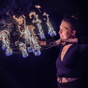 Lindsay Nicole Fire - Fire Performer in Los Angeles, California