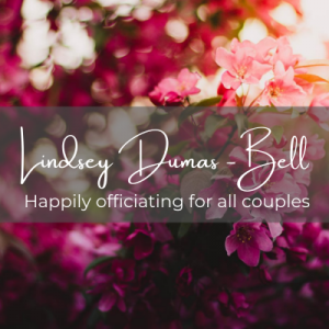 Lindsey Dumas-Bell - Wedding Officiant in Springfield, Missouri
