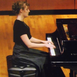 Lindsey Stauffer - Classical Pianist in Lititz, Pennsylvania