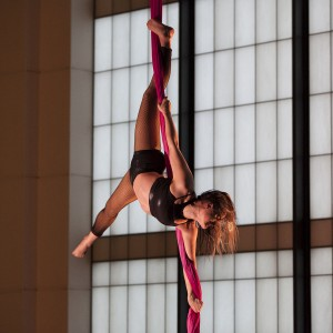 Linn Vixxen - Aerialist / Circus Entertainment in Cleveland, Ohio
