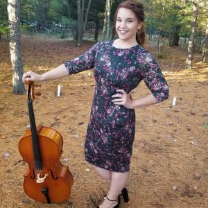 Linsay Setzer - Cellist in West Milford, New Jersey