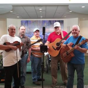 Linville Creek Bluegrass Band - Bluegrass Band in Elkin, North Carolina