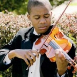 Lionel R. Thomas - Violinist in Eugene, Oregon