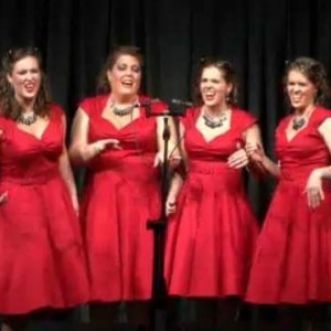 Lipstick Scoundrels - Barbershop Quartet / Singing Group in Dayton, Ohio