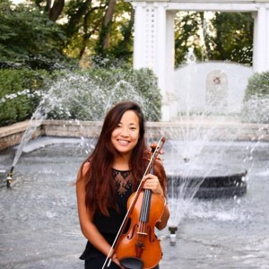 Lisa Ourada - Violinist in Asheville, North Carolina
