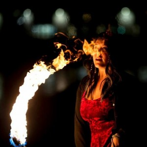 Lit - Fire Performer in San Francisco, California