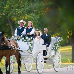 Little Cowboy Carriages - Horse Drawn Carriage / Princess Party in Graham, Texas