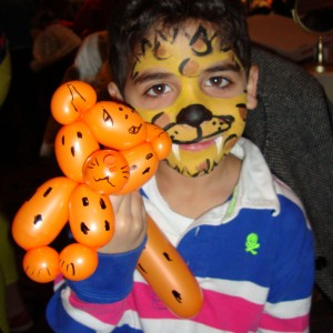 Little Em's Studio - Face Painter / Caricaturist in Vancouver, British Columbia