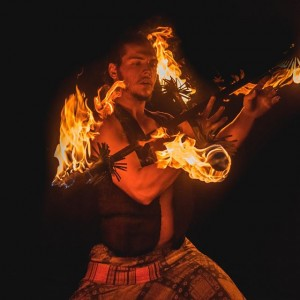 Little Flame - Fire Performer in Miami, Florida