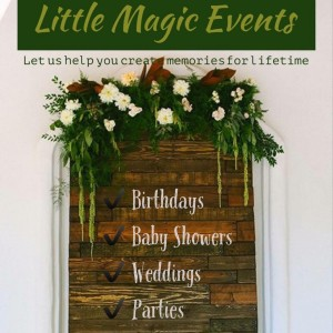 Little Magic Events - Wedding Planner / Wedding Services in Cleveland, Ohio