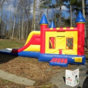 Little People's party Rentals