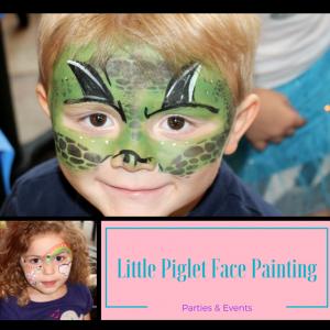 Little Piglet Face Painting - Face Painter in Fort Wainwright, Alaska