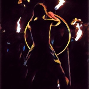 Duo Flame - Fire Dancer in Wilmington, Delaware