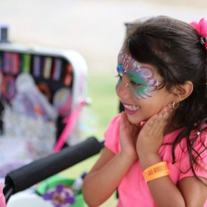 Littlebug face painting - Face Painter in San Antonio, Texas