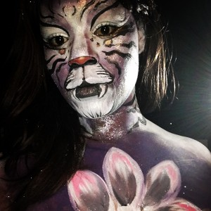 Live2Dream - Body Painter / Halloween Party Entertainment in Spartanburg, South Carolina