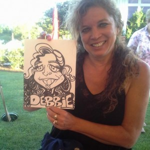 Live Caricature Entertainment! - Caricaturist in Somersworth, New Hampshire