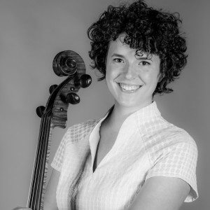 Rosa Thompson-Vieira - Cellist in Minneapolis, Minnesota