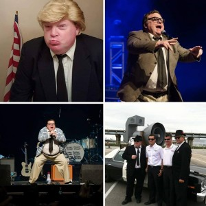 Live From Chicago, It's Matt Kissane! - Donald Trump Impersonator in Lombard, Illinois