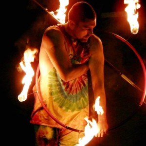 Live Life LouD - Fire Performer in Las Vegas, Nevada