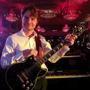 Alexei Severinets Live Music - Guitarist / Bossa Nova Band in Toronto, Ontario