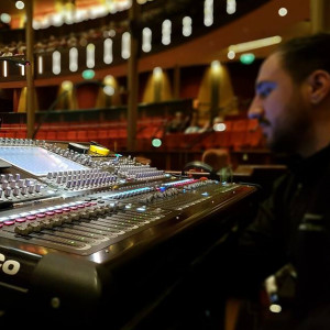 Live Sound Engineer FOH//MONS - Sound Technician in Eugene, Oregon