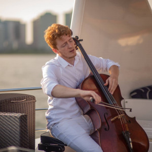 Live String Music - James Acampora - Cellist / Wedding Musicians in Oyster Bay, New York