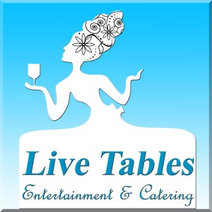 Live Tables - Strolling Table in Hollywood, Florida