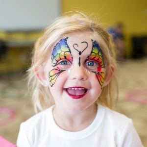 Living Arts Face Painting