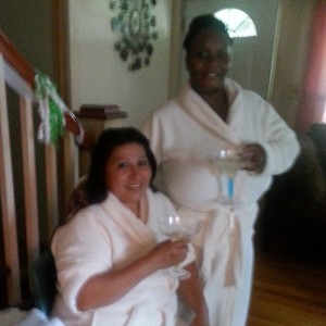 Living Free Mobile Massage & Spa Parties - Mobile Spa / Wedding Services in Charlotte, North Carolina