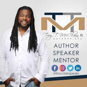 Troy McClain: Professional Speaker, Developer, Trainer & Mentor - Motivational Speaker in Charleston, South Carolina
