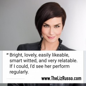 Liz Russo - Stand-Up Comedian in Easton, Pennsylvania