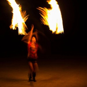 Lizard Queen - Fire Dancer / Burlesque Entertainment in Denver, Colorado
