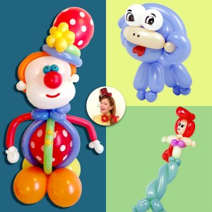 Lizzoons Balloons - Balloon Twister / Pirate Entertainment in New York City, New York