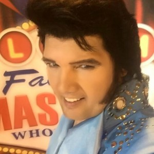 Lloyd Aron Douglas - Elvis Impersonator / Impersonator in Huntington Beach, California