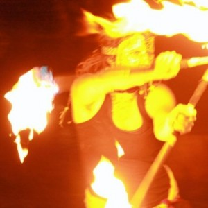 Lobita Blaze - Fire Performer in New York City, New York