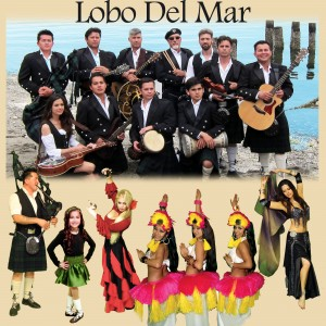 Lobo Del Mar - Celtic Music in Port Hadlock, Washington