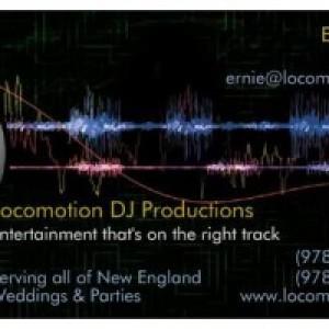 Locomotion DJ Productions